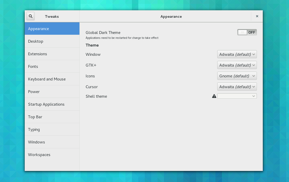 John Stowers: GNOME Tweak Tool 3 10 Improvements - gnome's soup